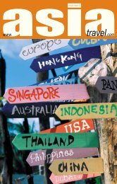 Annual Report 2002 - Asia Travel