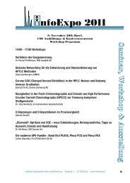 Abstract Workshops (pdf 579kb) - infoExpo