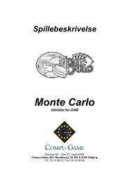 Monte Carlo - Compu Game