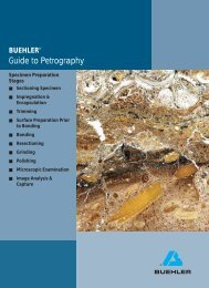 BUEHLER Guide To Petrography - Department of Earth Sciences