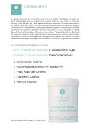 CREMEN - VHV BEAUTY GROUP
