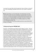 Förderangebote für Studentinnen und wissenschaftliche ... - Page 5