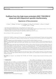 Outflows from the high-mass protostars NGC 7538 IRS1/2 observed ...