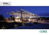 Bridges and civil structures - Cowi