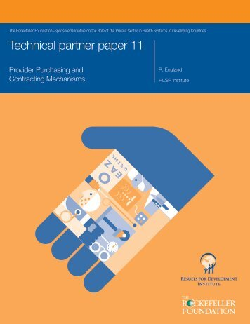 Provider Purchasing and Contracting Mechanisms.pdf - Results for ...