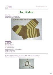 Joe Socken - Granny's Garret