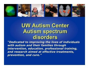 Autism - Kent School District