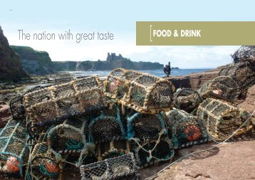 16 Food & Drink - World Class Scotland