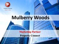 Mulberry Woods - Property Connect Search - Propconnect.in