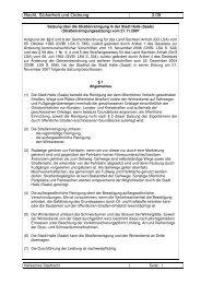 Recht, Sicherheit und Ordnung 3.09 - Stadt Halle (Saale)