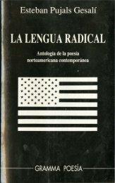 Pujals-Esteban_ed_La-Lengua-Radical_Editorial-Gramma_1992
