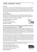 Bildungsurlaub - Landesverband der Volkshochschulen ... - Seite 6