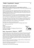 Bildungsurlaub - Landesverband der Volkshochschulen ... - Seite 7