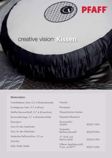 Kissen - Pfaff