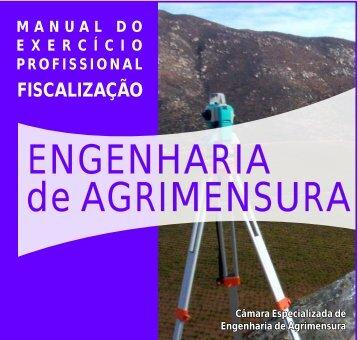 ENGENHARIA de AGRIMENSURA - Crea-RJ