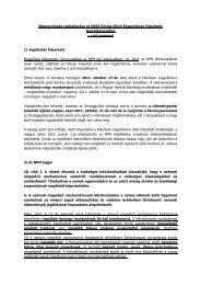 az előadás anyaga - Magyar Helsinki Bizottság