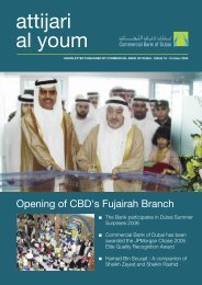 Issue 18 - Commercial Bank of Dubai