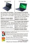 Abholpreis: 659,90 € PC Systeme - Reiter Bürotechnik - Seite 2