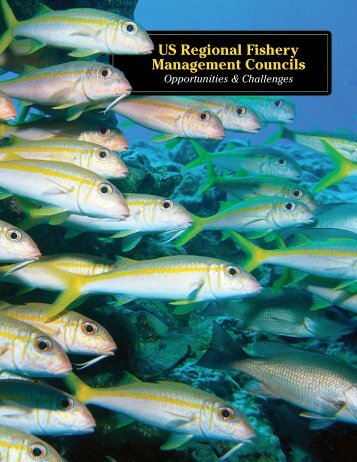 U.S. Regional Fishery Management Councils - Opportunities and