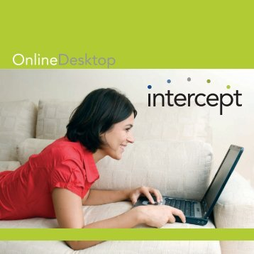 OnlineDesktop Services Profile (PDF) - Intercept IT