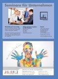 Seminare für Unternehmen - VHS Landkreis Rastatt - Page 2