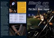 Black on Black - Oz Bike Magazine - Victory Motorcycles