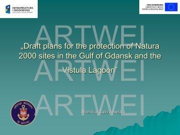"""""""Projekty planów ochrony obszarów Natura 2000 w rejonie Zatoki ..."""