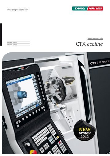 CTX ecoline - NC-92 doo
