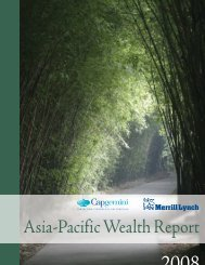 Asia-Pacific Wealth Report 2008