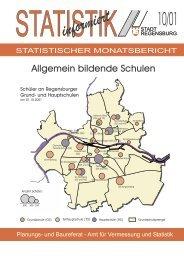 Allgemein bildende Schulen (10/01) - Statistik.regensburg.de - Stadt ...