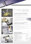 TYP 245 • TYP 259-A • TYP 231 - PE Maskiner - Page 4