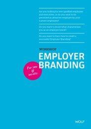 EmployEr Branding - Wolf-corporate.de