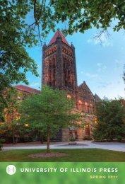 Spring 2011 - University of Illinois Press