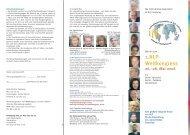 1.NLP- Weltkongress - Landsiedel NLP Training