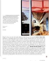 Progetti in luce: una visita allo studio milanese di Paolo Rizzatto ...