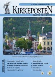 Nr. 2-2013 - Den norske kirke i Drammen