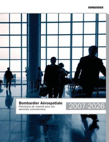 Pour voir l'analyse complète du marché en PDF ... - Bombardier