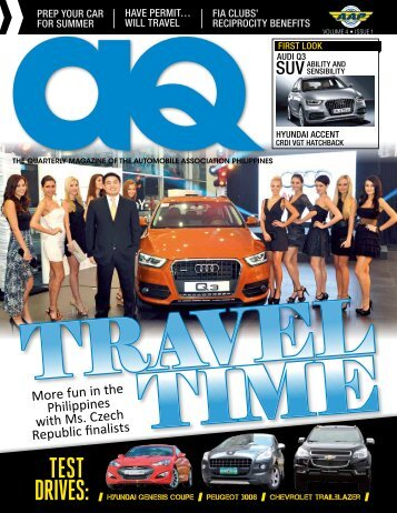 Volume 4 Issue 1 - Automobile Association Philippines