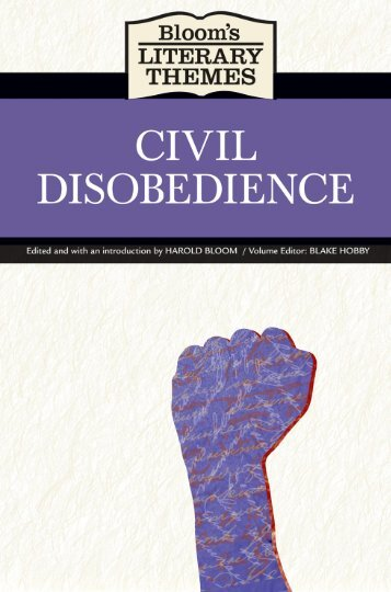 the issue of civil disobedience in antigone