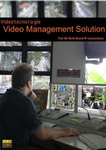 Video Management Solution