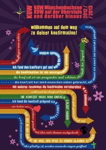 2012 / / 2013 KUW Münchenbuchsee KUW auf der Oberstufe und ...