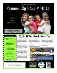 Community News & Notes