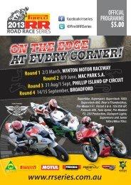 to download - Pirelli Road Race Series