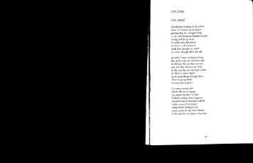 poem - Rhino
