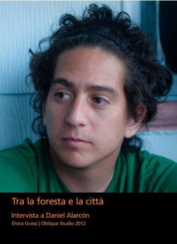 Daniel Alarcón - Oblique Studio