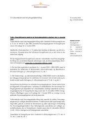 SJ_Oplysningsskrivelse til virksomhederne - Energitilsynet