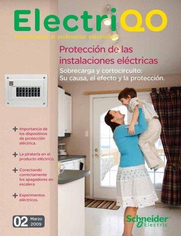 Protección de las instalaciones eléctricas - Schneider Electric