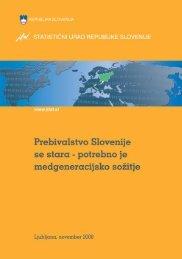 SLO-se stara-TISK.pmd - Statistični urad Republike Slovenije