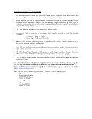 Letter of Credit Application - FPL.com