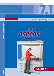 Update 7.1 - Asecos GmbH